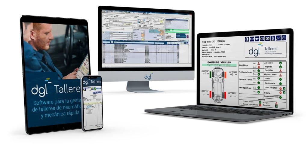 Software DGL Talleres ERP